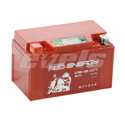 Red Energy DS12-07 (YTX7A-BS 7А/ч)